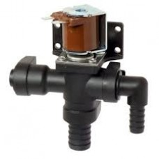 Jabsco 12V Solenoid Valve and Siphon Break Assy - Suits Deluxe Silent Flush Electric Toilet (J16-200)