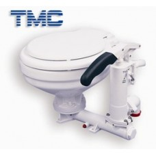 TMC Manual Marine Toilet - Lever Pump - Small Bowl Toilet (139114)