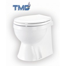 TMC Luxury Electric Toilet - Large Bowl - 12 Volt - 20 Amp (139098)