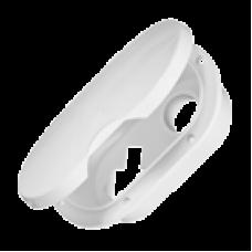 Plastimo White Twin Housing Only (RWB8280)