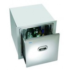 Isotherm DR105 Inox Stainless Steel Drawer FRIDGE - 12 or 24 Volt - 105 Litre Single Draw Fridge (381642)