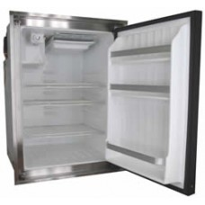 Nova Kool R5812 12-24 Volt 162L Marine Fridge - Single S/S Door - Suitable for Boats, Caravans, Motorhomes and RVs (R5812DC)