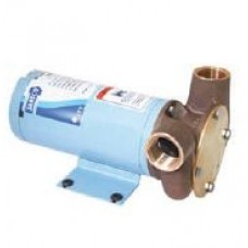 """Jabsco Utility Puppy 3000 Pump - 12 Volt - 43LPM - 21 Amp - Continuously Rated - Run-Dry - Suits Bilge, Deck Wash, Shower and General Purpose - 3/4"""" BSP - 23920-2213 (J40-116)"""