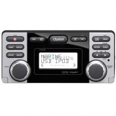 Clarion CMD8 Marine Watertight Stereo - CD/USB/MP3/WMA Receiver - iPhone/iPod Connect via Wired Remote - 117200 (CMD8 )