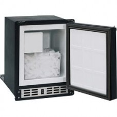 U-Line Marine Ice Maker -SP-18-  BLACK - Makes up to 10.4Kg Ice per Day - Holds 5.4Kg Ice (493/SP18FCB-20A)