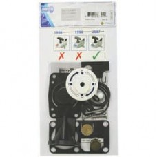 Jabsco Toilet Service Kit - Suits Jabsco Twist N Lock 3000 Manual Toilet - 2008 and Onwards (J15-202)