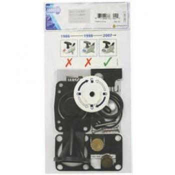 Jabsco Toilet Service Kit - Suits Jabsco Twist N Lock 3000 Manual Toilet - 2008 and Onwards (J15-202)