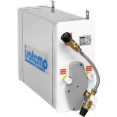 Isotherm Square 16 Hot Water Heater - 16Litre - 240VAC 750W Electric and Heat Exchanger (601631Q000003)