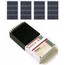 Solar Ultimate 600W Solar Package incl. MPPT Solar Controller - Charges Max 32A/hr @ 12V - Suits 12-24V Systems (ENE 600WP)