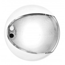 Hella EuroLED Touch White Light with White Shroud - Interior and Exterior Use (2JA959950521)